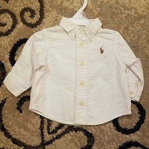 Ralph Lauren 3 month Polo